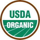 USDA Organic recognised